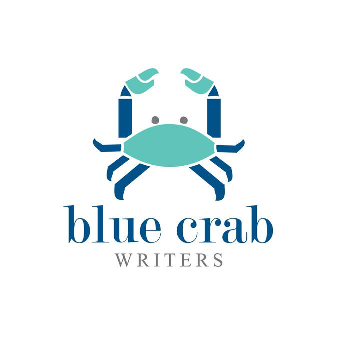 Forge a compelling logo related to blue crabs for startup ...