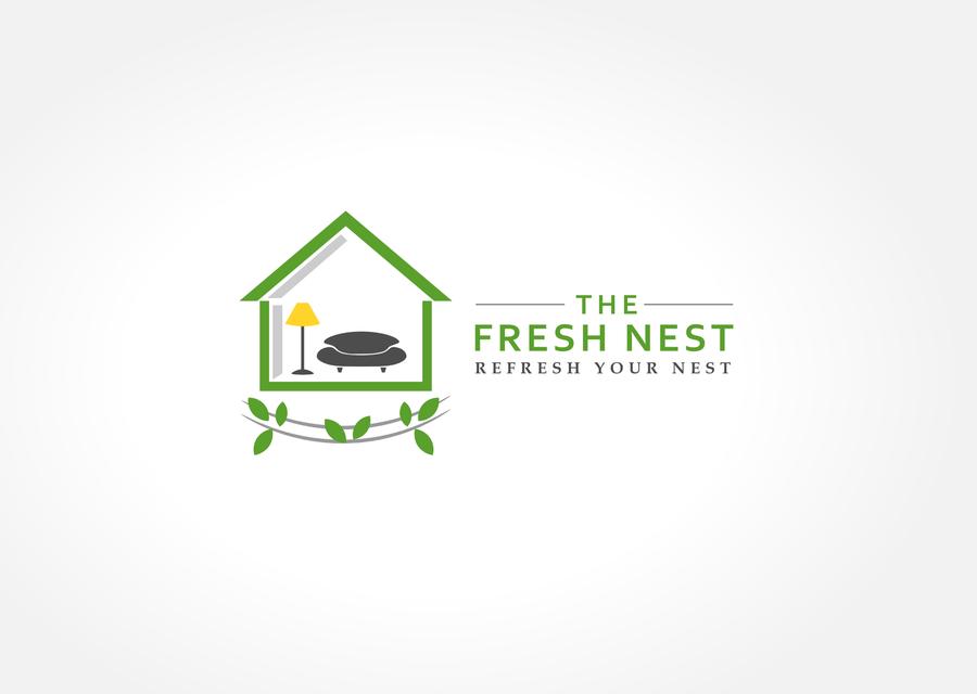 Create A Cool Logo For A New Homeinterior Design Company The Fresh
