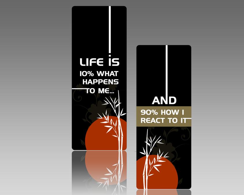 Design vencedor por Markur