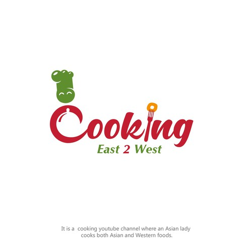 Create a logo for an Asian Cooking YouTube Channel | Logo