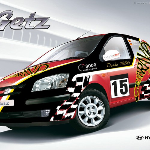 Runner-up design by Gorgi