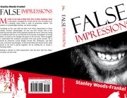 Book cover design by William T