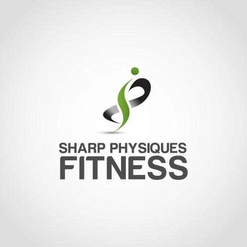 Logo For Sharp Physiques Fitness Center Logo Design Contest