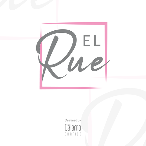 Runner-up design by CalamoGrafico