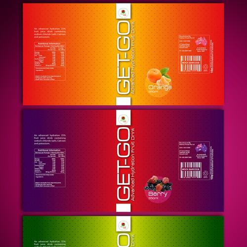 Runner-up design by Vulcanide