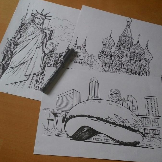Winnend ontwerp van Peace.Idea!