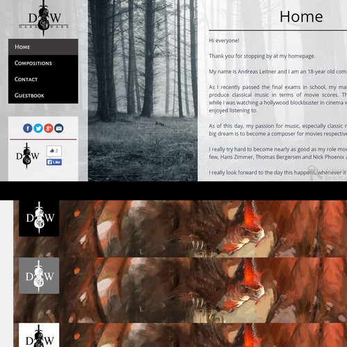 Diseño finalista de Unknownz