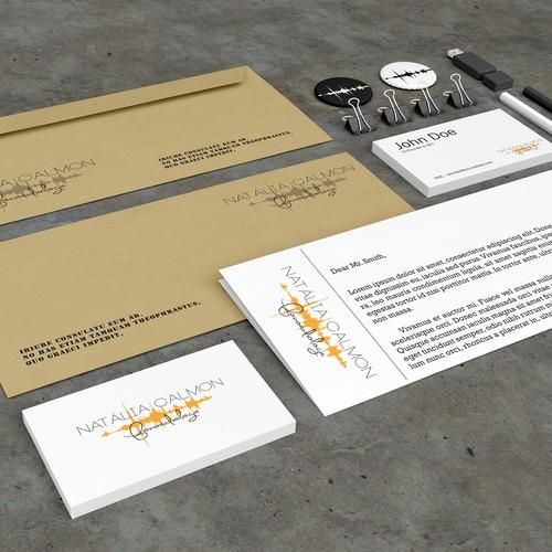 Runner-up design by ArizeDesign