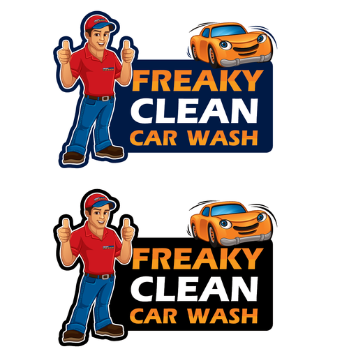 Freaky Clean Car Wash