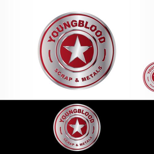 Runner-up design by Rkngdesign