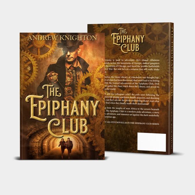 Gewinner-Design von A to Z Book Cover Design