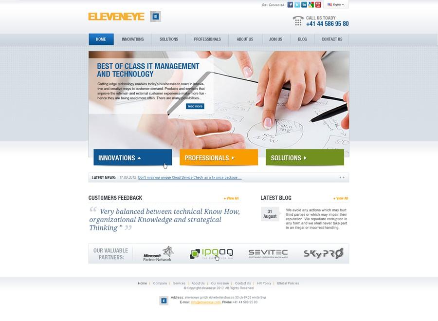 Winning design by Web Helper