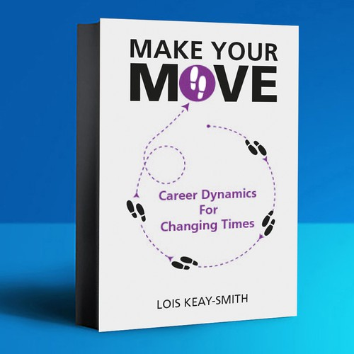 Book Cover Design Help : Help inspire career seekers book cover for quot make your