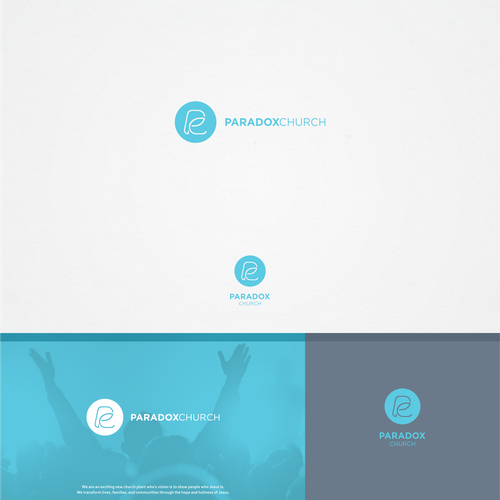 Design a creative logo for an exciting new church. Design by CQ Design™
