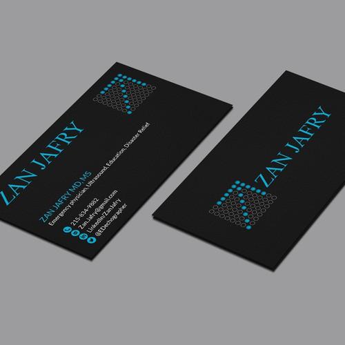 Runner-up design by att designer