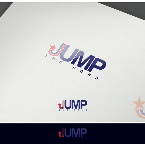 Runner-up design by XRONY