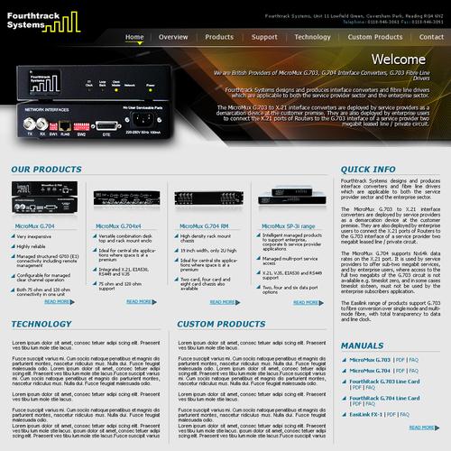 Diseño finalista de cdw_design
