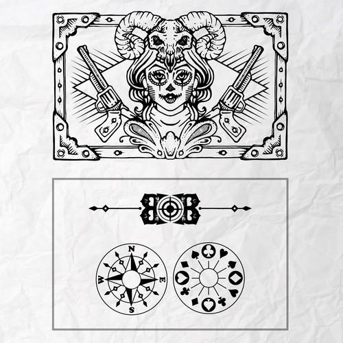 Design finalisti di Meitamorphosis