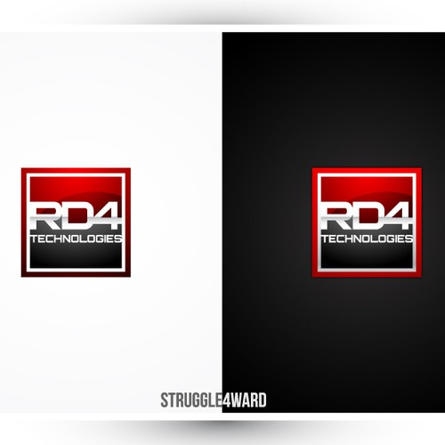Runner-up design by struggle4ward