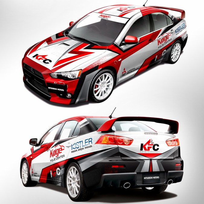 29 best Rally Car wraps images on Pinterest | Rally car ... |Rally Cars Design