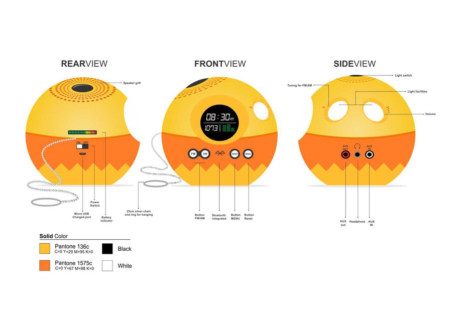 Diseño ganador de Yellow78
