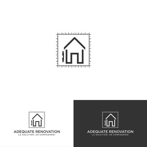 logo pour jeune soci t du b timent visant la finition haut de gamme concours cr ation de logo. Black Bedroom Furniture Sets. Home Design Ideas
