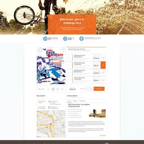 Runner-up design by mAvi design
