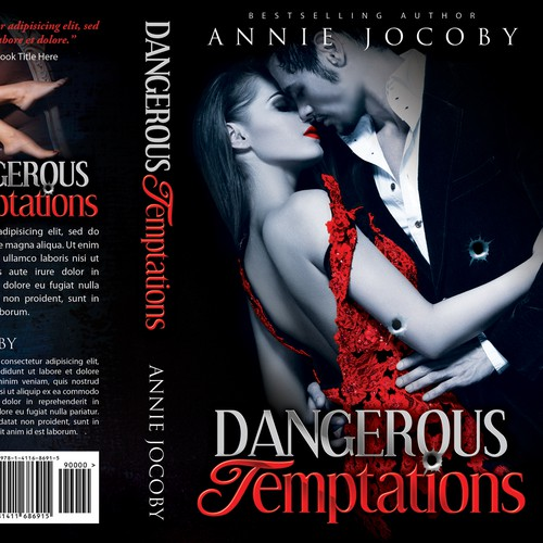 create an ebook cover and regular book cover for annie jocoby Design by MouseGrafix