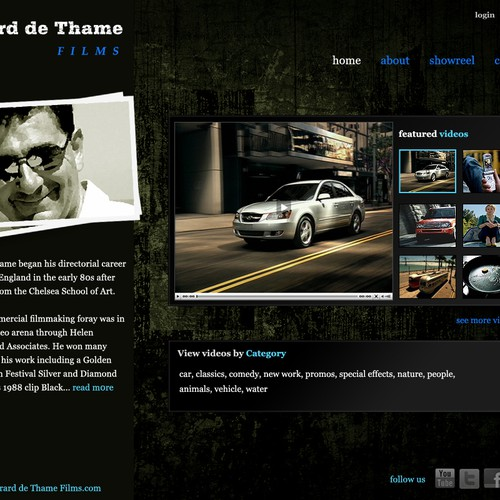 Meilleur design de webmagix