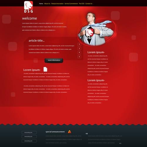 Diseño finalista de digitalview