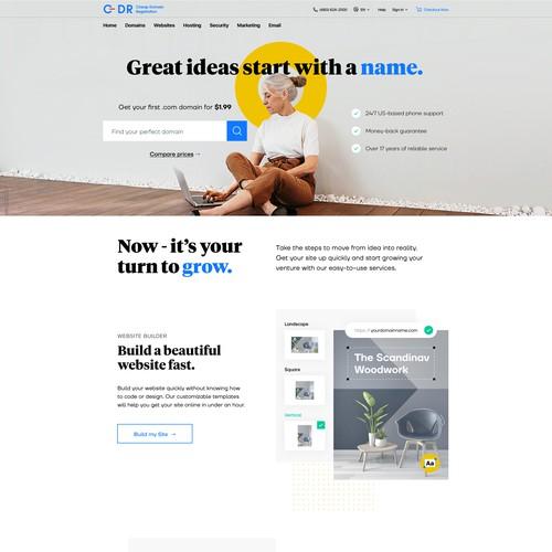 Design finalista por His-P Design Studio