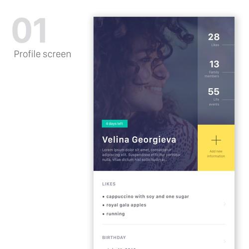 Runner-up design by velinsi