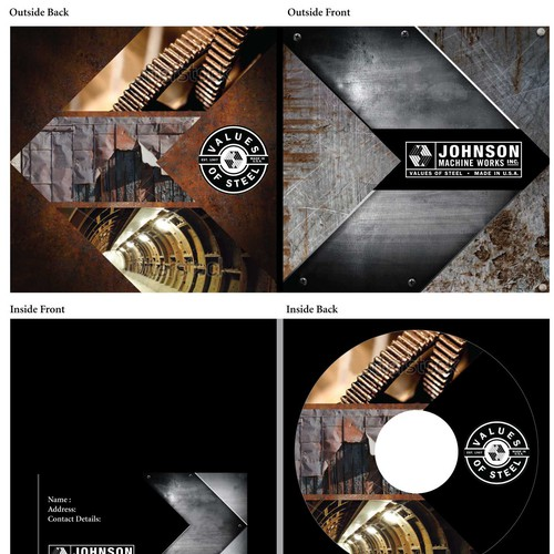 Runner-up design by Kaths®