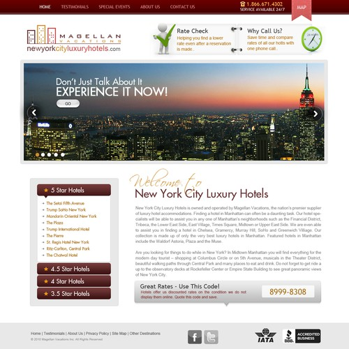 Design finalisti di Web Gateway