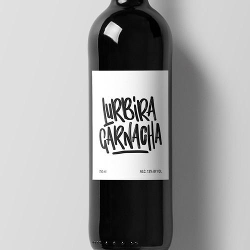 Design a spanish wine label to appeal to the millenial generation. Ontwerp door twelve.point