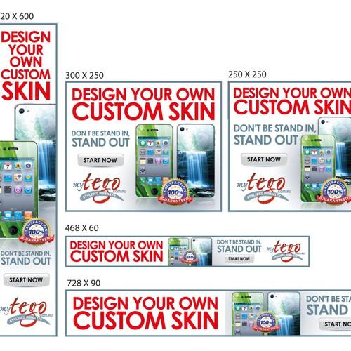 Runner-up design by ads-DeSign