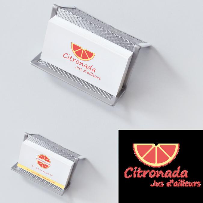 Logo Et Carte Visite Citronada