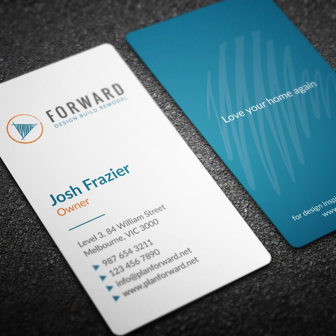 Design An Impactful Business Card And Secondary Materials
