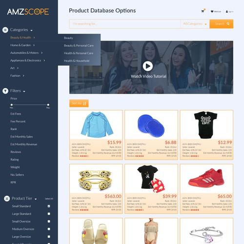 Diseño finalista de MailDesigner