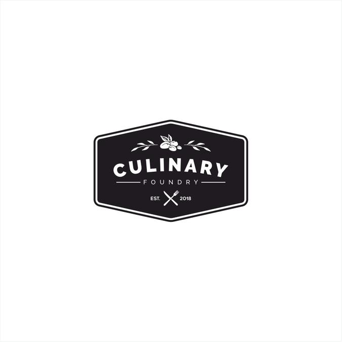 Design a logo for Culinary Foundry   Logo design contest