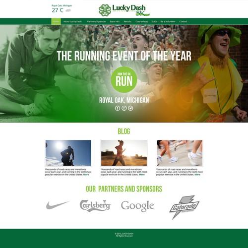 Runner-up design by emailt0rch