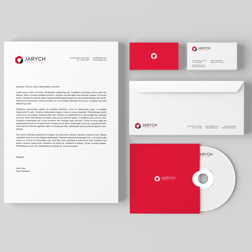 Runner-up design by Barmaki