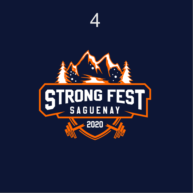 Saguenay Strong Fest 2020: A Strong design for the Strongest
