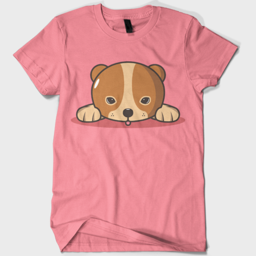 Dog T-shirt Designs *** MULTIPLE WINNERS WILL BE CHOSEN *** Design by coccus