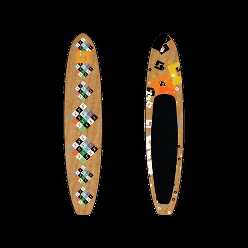 Diseño finalista de Arfgraf