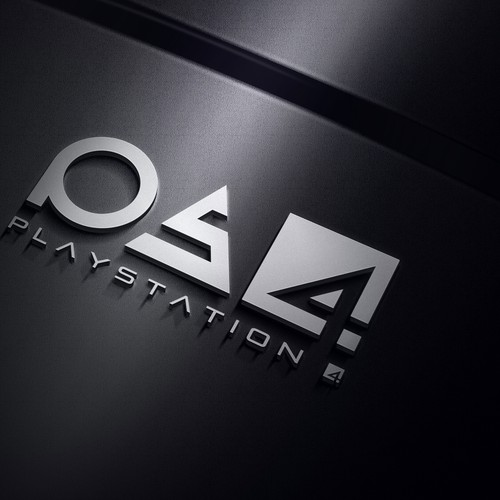 Community Contest: Create the logo for the PlayStation 4. Winner receives $500! Design by Craft4Web