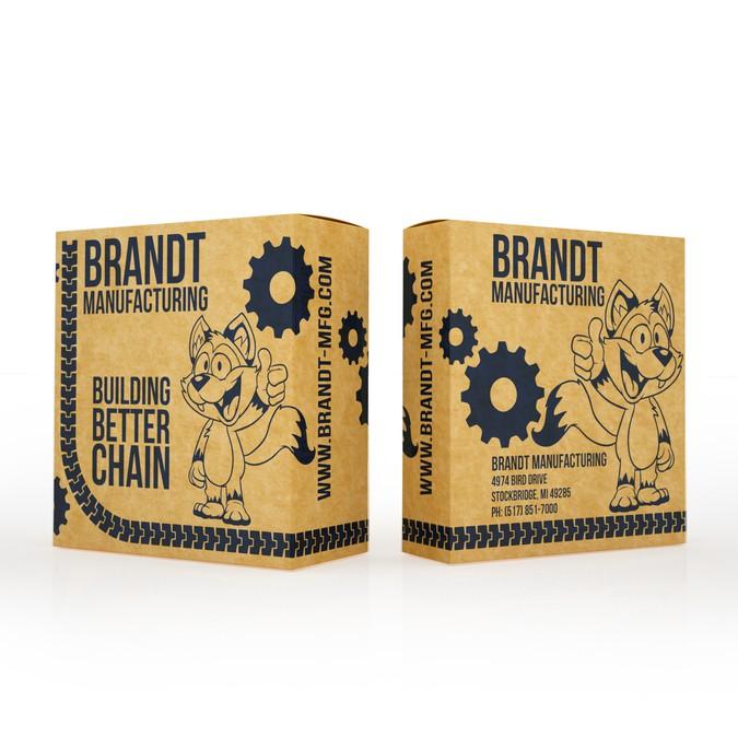 Winning design by JianBranding™