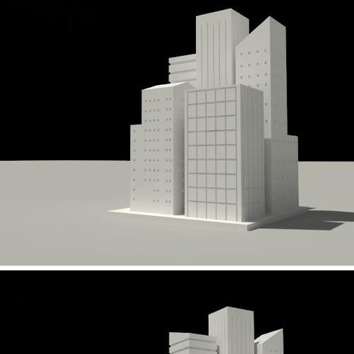 Design finalista por SPENCER.101
