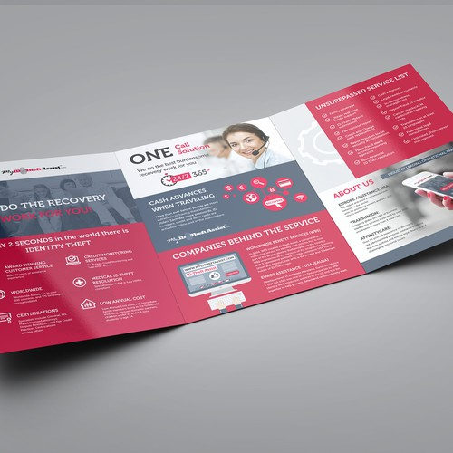 Diseño finalista de Be one step ahead