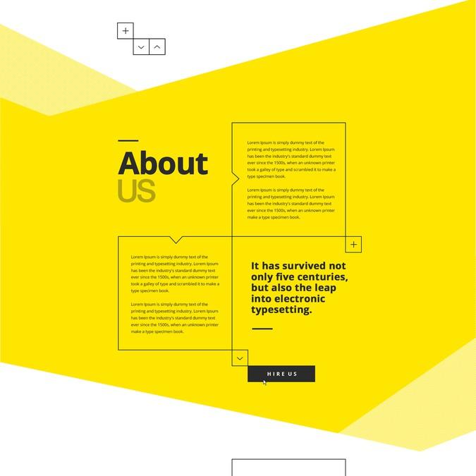 Design vencedor por ivdsgn